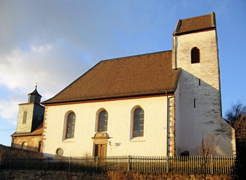 Church in Kriegsfeld