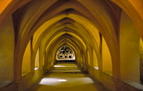 Vaulted Baths in the Alc�zar