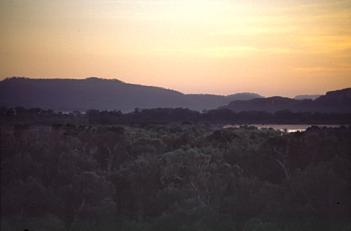 Sunrise in Kakadu National Park
