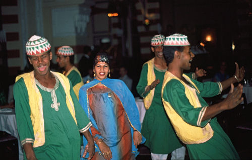 Egyptian Dance Group