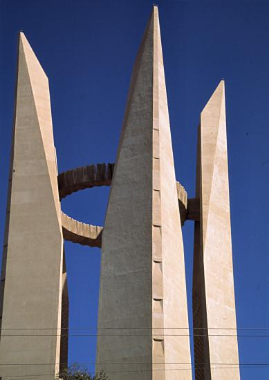 Nasser memorial