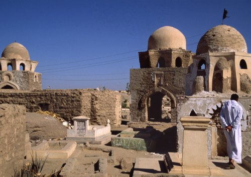 Fatimide Cemetery