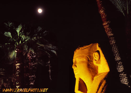 Pharaoh's Head, Luxor