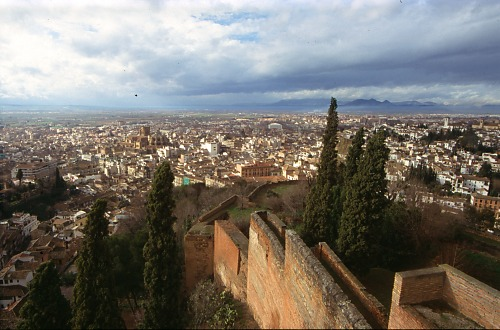Granada (Andalusia, Southern Spain)