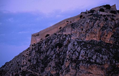 fort Palamidi Nafplion
