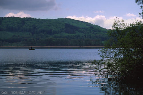 """Laacher See"" - Laach lake"