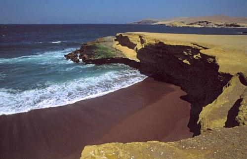 Coast at Paracas