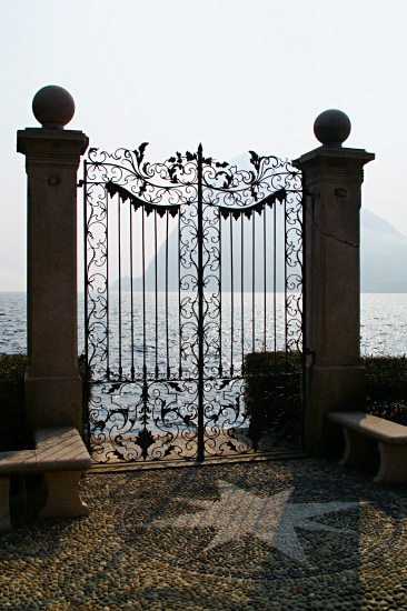 Doorway to the Lake