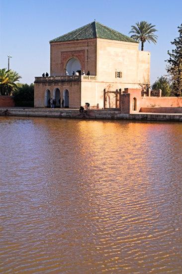 Menara Garden, Marrakesh