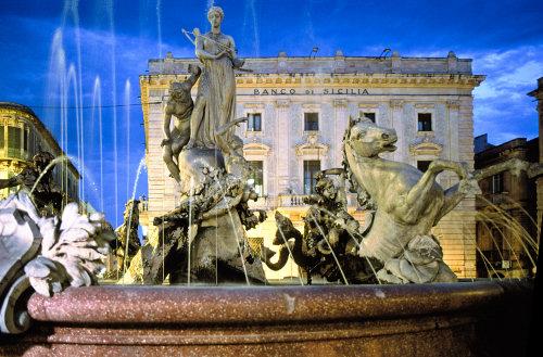 Fontana Della Diana, Syracuse
