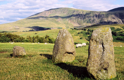 Castlerigg Stone Circle, United Kingdom, photo Laurenz Bobke