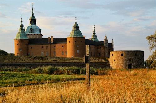 Kalmar castle (Sweden, photo: Laurenz Bobke)