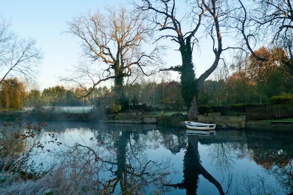 Avon River Stratford