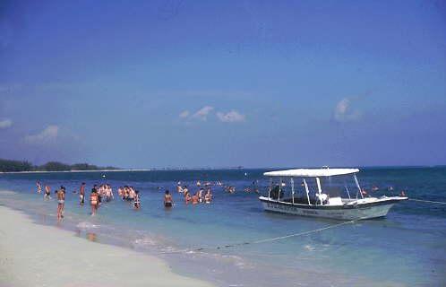 Strand, Grand Bahama, Bahamas