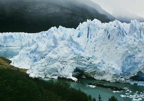 Glaciar Perito Moreno. Photo: L. Bobke