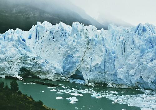 Parque Nacional Los Glaciares - Moreno - Glacier