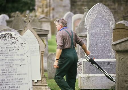 Cemetery, St Andrews.