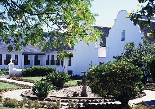Stellenbosch: villa.