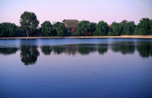 Northern lakes, Beijing.