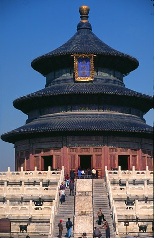 The Temple of Heaven (Tiantan)