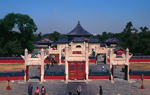 Gates, Temple of Heaven