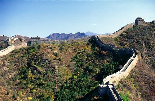 Great Wall at Jinshan