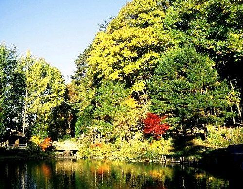 park in Takayama