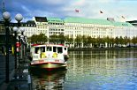 "Click for thumbnails. The ""Alster"", Hamburg, Alemania."