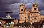 Plaza de Armas, Cusco. Click for more pictures from Cusco.