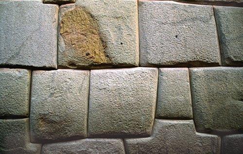 Inca walls, Cuzco