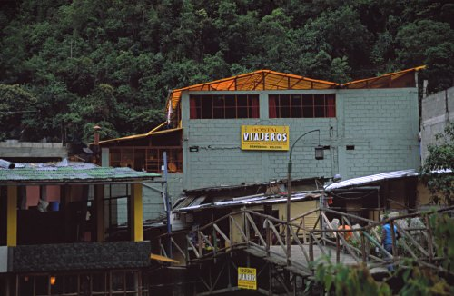 Hostal Viajeros, Machu Picchu. Photo: L. Bobke