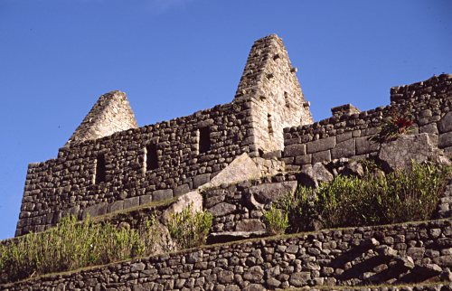 Ancient Inca Houses