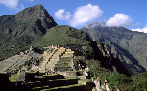 """Machu Picchu - the """"old peak"""""""
