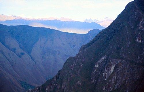 mountain panorama. Photo: L. Bobke