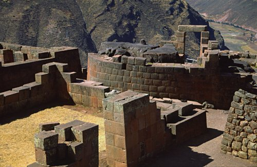 ceremonial center of Pisac