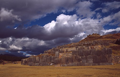 Saqsaywaman, Photo: L. Bobke